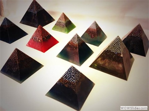 Large Orgone Pyramid