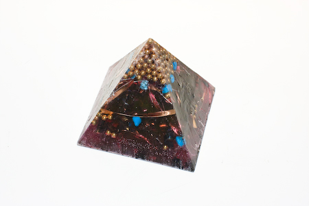 small orgone pyramid
